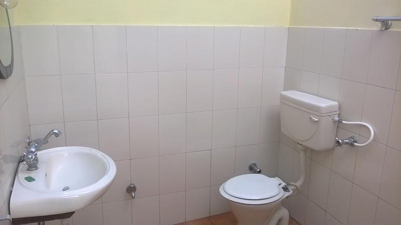 Attcahed Washroom