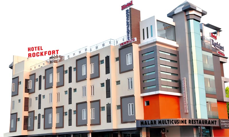 HOTEL ROCK FORT VIEW PVT LTD,TRICHY