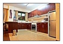 One bedroom - Open plan Kitchen