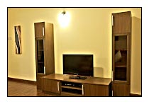 """-32"""" LG Flat screen TV's connected to both cable and local television with DVD player."""