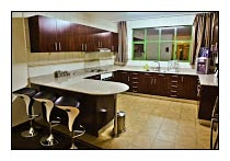 Two Bedroom Open Kitchen
