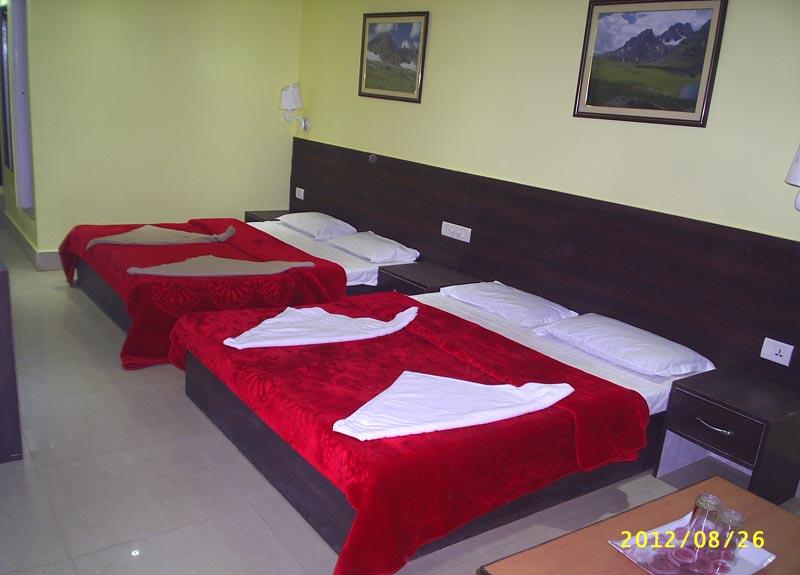 4 Beded Family Room
