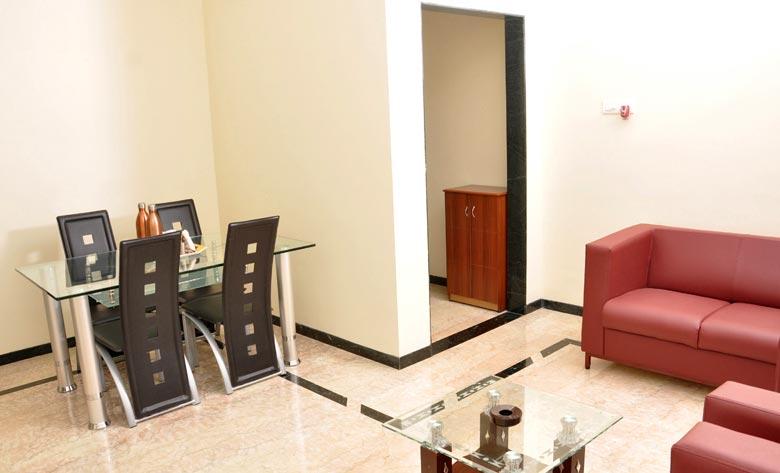 Hive Service Apartments