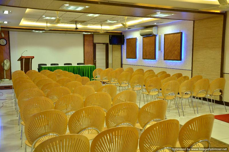 Multi Purpose Hall - 30 to 800 persons capacity