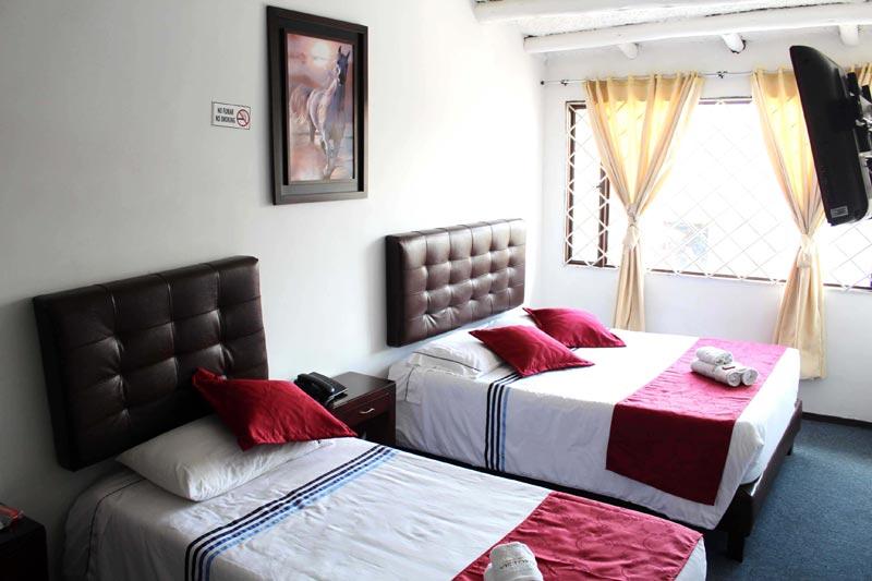 Casa Hotel Victoria Room 4