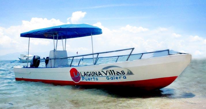 Get Picked Up at Sabang Pier