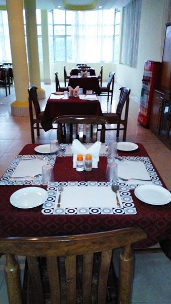 Multicuisine Restaurant