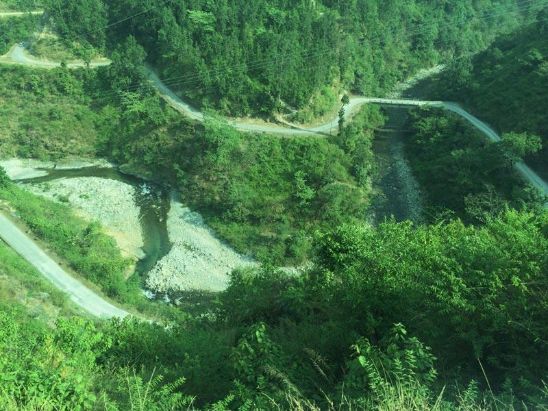 Ramgnga river 200 mrt