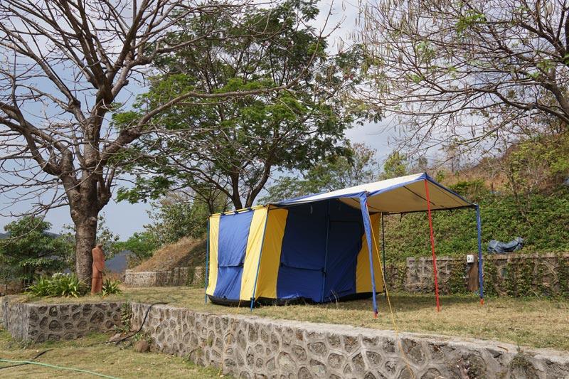 Bungalow Tent