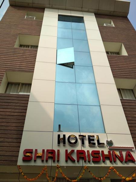 Hotel Shri Krishna Deluxe Hotel In Pachmarhi