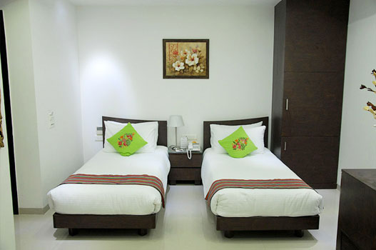 Premium Room Twin Bed