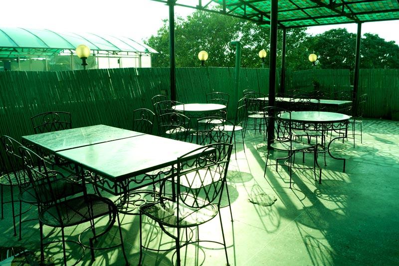 roof top restaurant