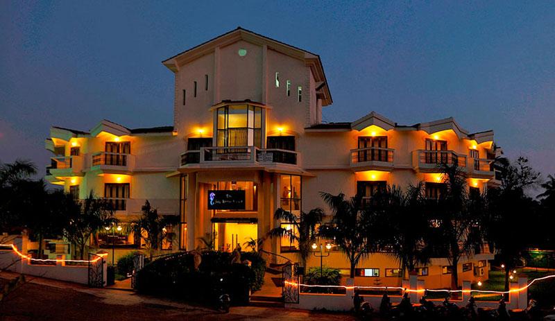 The Sea Horse Resort