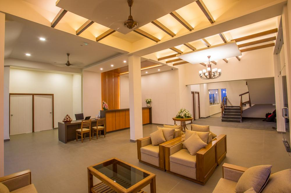 The leaf Munnar lobby