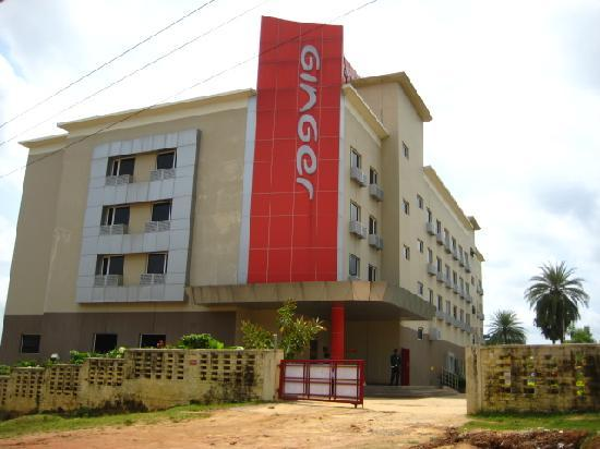 Hotel Ginger Agartala Joyram Travels Agency