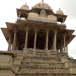 84 Pillared Cenotaph in Bundi