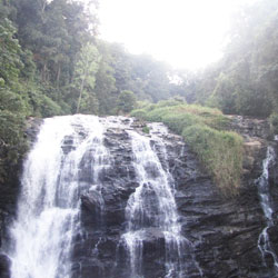 Abbey Waterfalls in Coorg