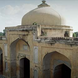 Abdul Nabi Mosque in New Delhi