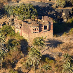 Achalgarh Fort in Mount Abu