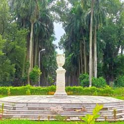 Acharya Jagadish Chandra Bose Indian Botanic Garden in Kolkata