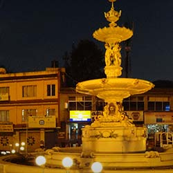 Adam's Fountain in Ooty
