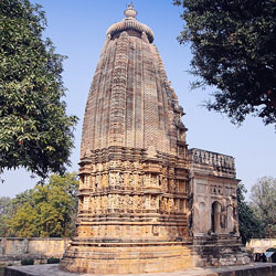 Adinath Temple in Khajuraho