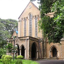 Afghan Church in Mumbai