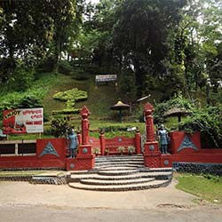 Agnigarh Hill in Tezpur