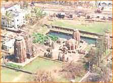 Ahirabandh Jagannatha Temple in Rourkela