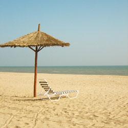 Ahmedpur Mandvi Beach in Ahmedpur