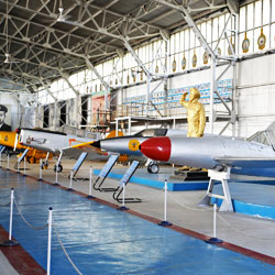 Air Force Museum in New Delhi