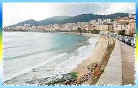 Ajaccio Beach in Bareges