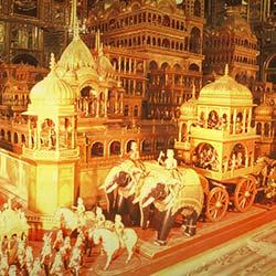 Ajmer Jain Temple in Ajmer