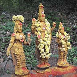Akasaganga Teertham in Tirupati
