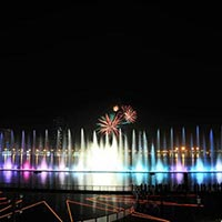 Al Majaz Waterfront in Sharjah