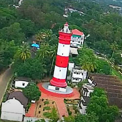 Alappuzha Lighthouse in Alappuzha/Alleppey