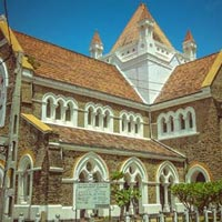 All Saints Anglican Church in Galle
