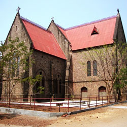 All Saints Church in Pune