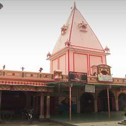 Alopi Devi Mandir in Allahabad
