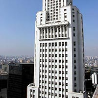 Altino Arantes Building in Sao Paulo