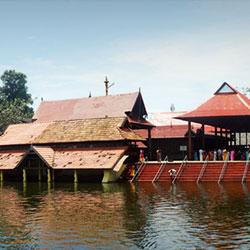 Ambalappuzha Sri Krishna Temple in Alappuzha/Alleppey