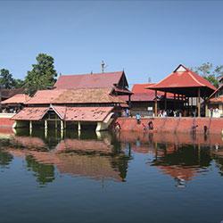 Ambalapuzha Temple in Alappuzha/Alleppey