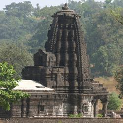 Amruteshwar Temple in Bhandara