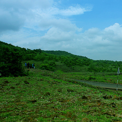 Anantagiri Hills in Hyderabad