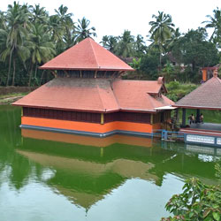 Ananthapura Lake Temple in Kasaragod