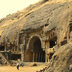 Ancient Caves in Chandrapur