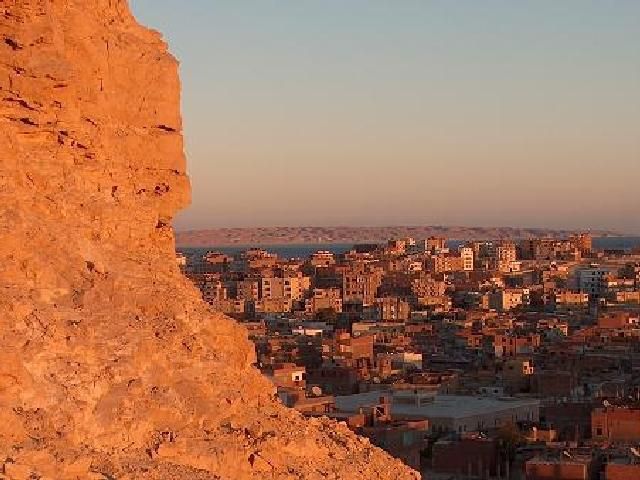 Anfish Mountain in Hurghada