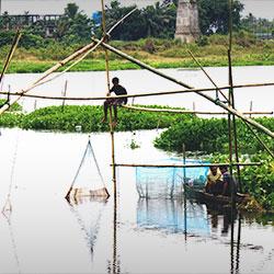 Angling in Assam in Dibrugarh