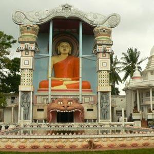 Angurukaramulla Temple in Negombo