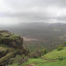 Anjaneri Hill in Nashik